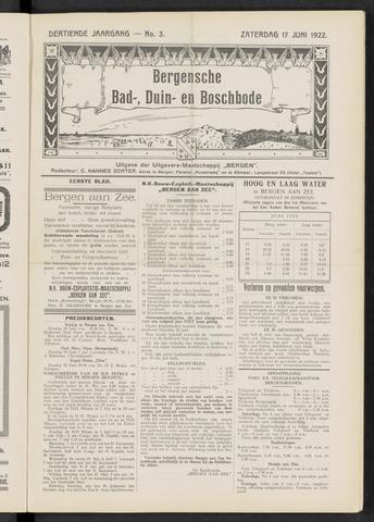 Bergensche bad-, duin- en boschbode 1922-06-17