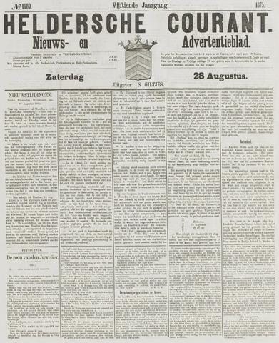 Heldersche Courant 1875-08-28