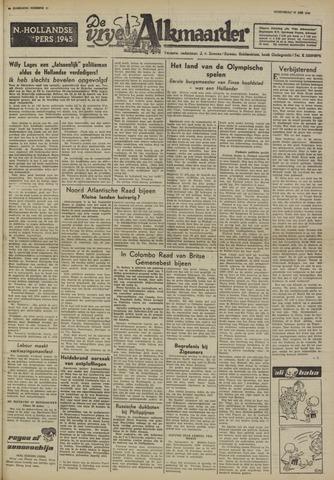 De Vrije Alkmaarder 1950-05-17
