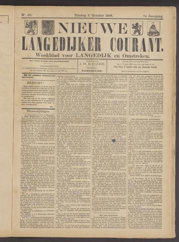 Nieuwe Langedijker Courant 1898-10-02