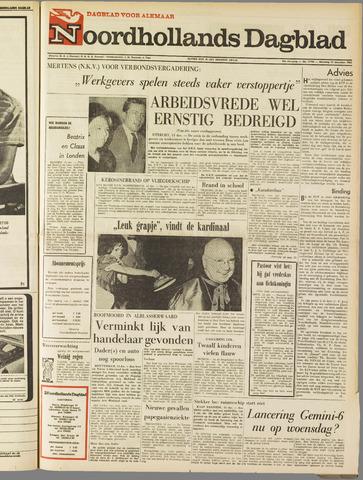 Noordhollands Dagblad : dagblad voor Alkmaar en omgeving 1965-12-13