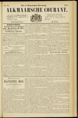 Alkmaarsche Courant 1894-05-30