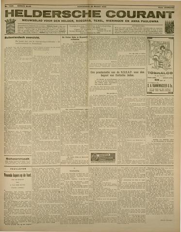Heldersche Courant 1933-03-30