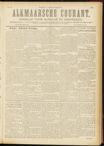 Alkmaarsche Courant 1917-02-15
