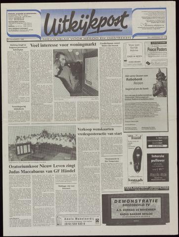 Uitkijkpost : nieuwsblad voor Heiloo e.o. 1996-11-20
