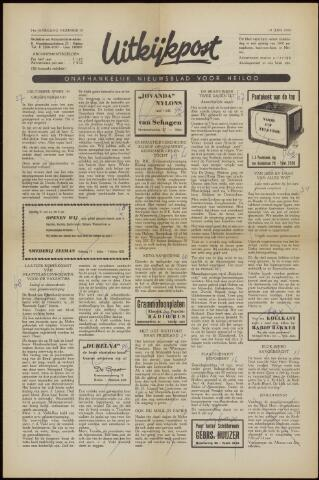 Uitkijkpost : nieuwsblad voor Heiloo e.o. 1958-06-19