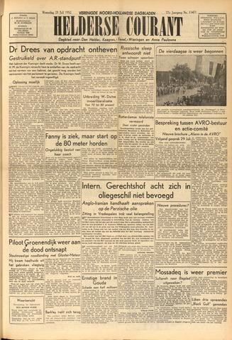 Heldersche Courant 1952-07-23