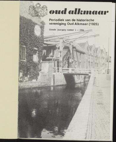 Oud Alkmaar 1986