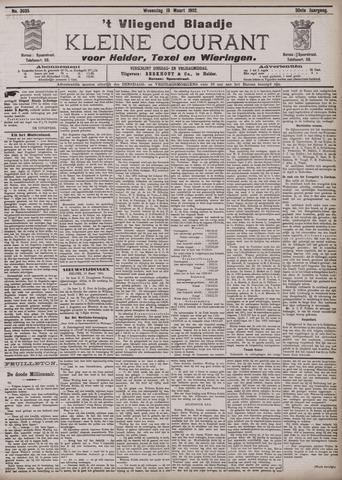 Vliegend blaadje : nieuws- en advertentiebode voor Den Helder 1902-03-19