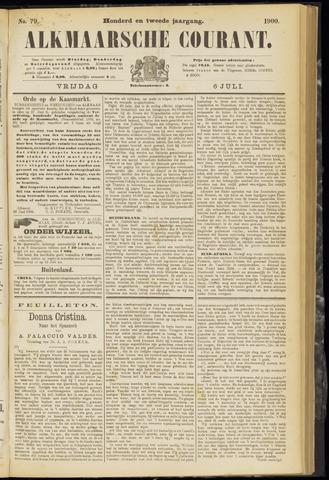 Alkmaarsche Courant 1900-07-06