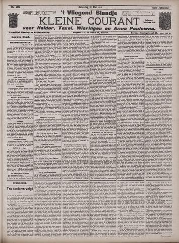 Vliegend blaadje : nieuws- en advertentiebode voor Den Helder 1913-05-31