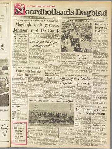 Noordhollands Dagblad : dagblad voor Alkmaar en omgeving 1964-03-09
