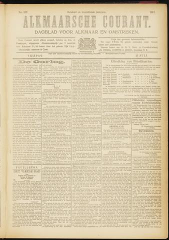 Alkmaarsche Courant 1917-07-13