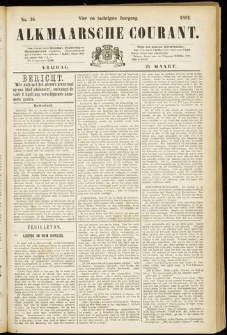 Alkmaarsche Courant 1882-03-24
