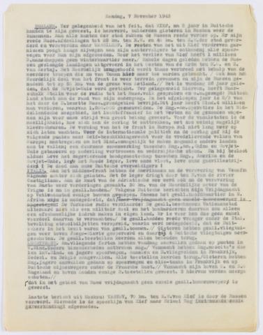 De Vrije Alkmaarder 1943-11-07