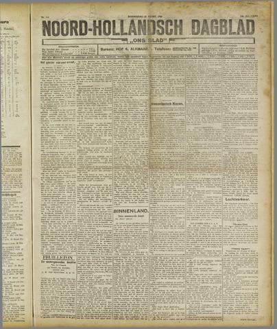 Ons Blad : katholiek nieuwsblad voor N-H 1921-03-31