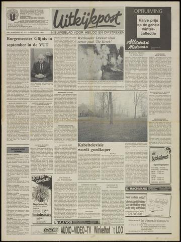 Uitkijkpost : nieuwsblad voor Heiloo e.o. 1989-02-08