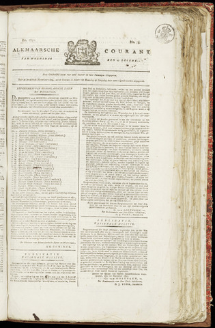 Alkmaarsche Courant 1820-12-27