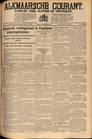 Alkmaarsche Courant 1939-09-23