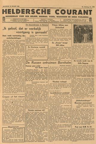 Heldersche Courant 1946-03-18