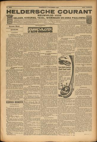 Heldersche Courant 1926-09-02
