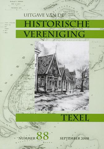 Uitgave Historische Vereniging Texel 2008-09-01