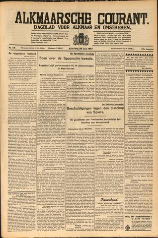 Alkmaarsche Courant 1937-06-26