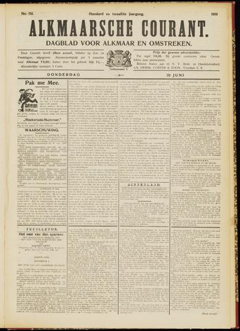 Alkmaarsche Courant 1910-06-30