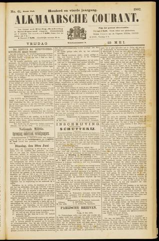 Alkmaarsche Courant 1902-05-23