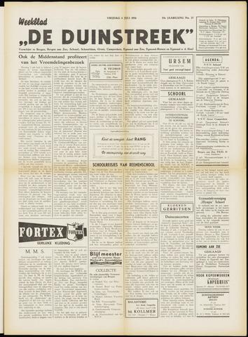 De Duinstreek 1956-07-06