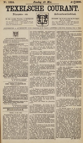 Texelsche Courant 1900-05-13