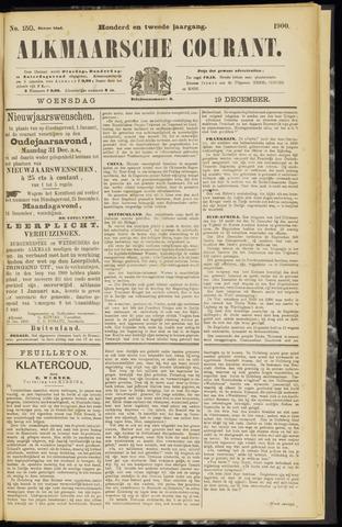 Alkmaarsche Courant 1900-12-19