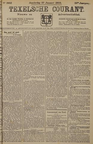 Texelsche Courant 1916-01-27