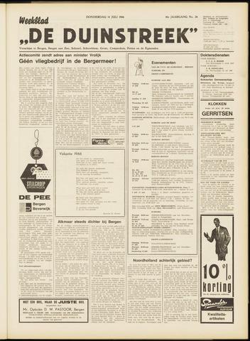 De Duinstreek 1966-07-14
