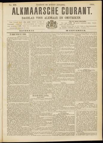 Alkmaarsche Courant 1906-09-29