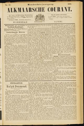 Alkmaarsche Courant 1898-06-08