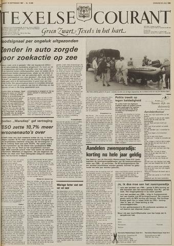 Texelsche Courant 1986-07-22