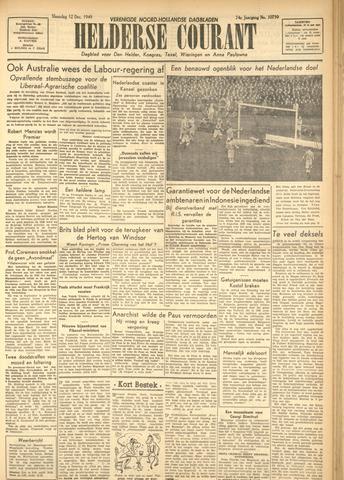 Heldersche Courant 1949-12-12