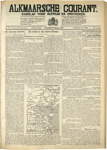 Alkmaarsche Courant 1937-08-14