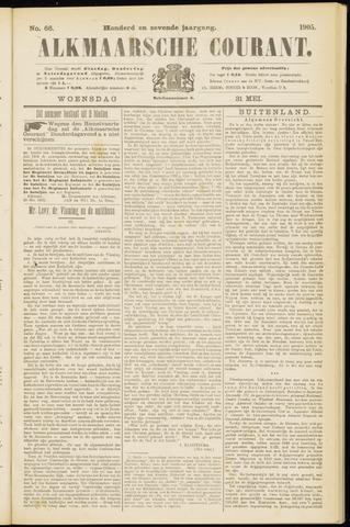 Alkmaarsche Courant 1905-05-31