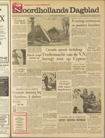 Noordhollands Dagblad : dagblad voor Alkmaar en omgeving 1964-03-16