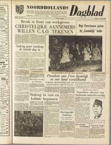 Noordhollands Dagblad : dagblad voor Alkmaar en omgeving 1960-03-08