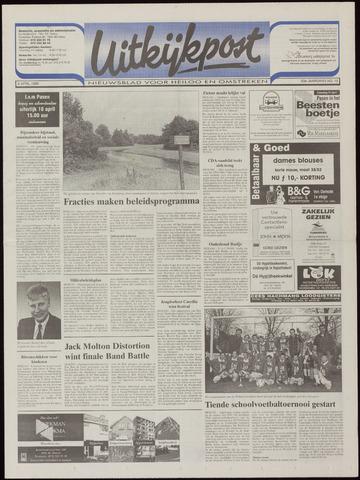 Uitkijkpost : nieuwsblad voor Heiloo e.o. 1998-04-08