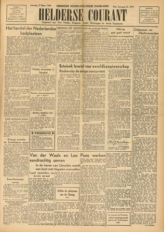 Heldersche Courant 1948-03-27