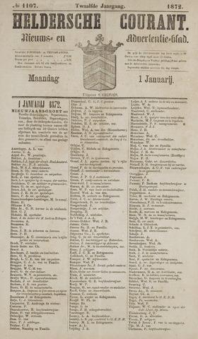 Heldersche Courant 1872-01-01