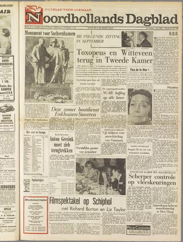 Noordhollands Dagblad : dagblad voor Alkmaar en omgeving 1965-04-24