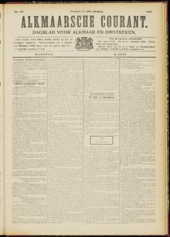 Alkmaarsche Courant 1909-06-14