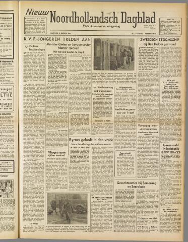 Nieuw Noordhollandsch Dagblad : voor Alkmaar en omgeving 1947-01-13