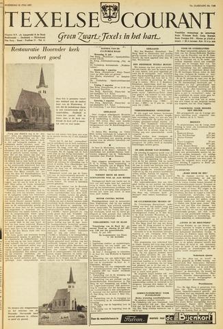 Texelsche Courant 1957-07-31