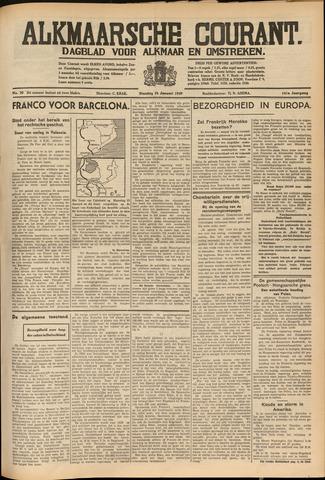 Alkmaarsche Courant 1939-01-24